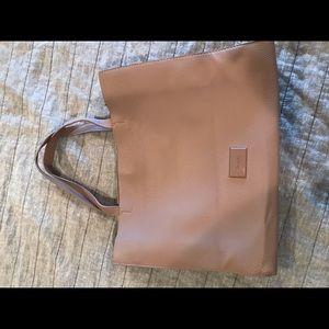 Bershka Mauve purse